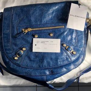 Balenciaga Crossbody Bag Sac + Miroir
